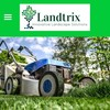 Logo LANDTRIX. Spring cleanup specials! + Window cleaning