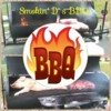 Logo Smokin' D's BBQ - hogs, pork steaks, whole chickens, turkeys, deer, sheep...