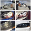 Logo Headlight restoration/cleaning - $25 each/ $50 a pair