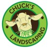 Logo Chuck land. Mowing Groupon! Housing Development sized yards $30