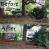 "Logo Pride Landscaping.  ""Cutting Grass, Not Corners"""