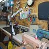 Logo Sewing machine tune up service