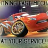 Logo Lightning Fast Mechanic!