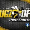 Logo BUGZ-OFF PEST CONTROL (Interior/Exterior Treatment)