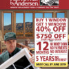 Logo Renewal by Andersen. Replacement Windows