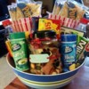 Logo Homemade Gift Baskets - movie night, pet, wine, baby...