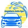 Logo Anywhere Auto Spa, LLC. Mobile Auto Detail