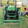 Logo Light tractor work $50 per hour