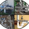 Logo Blue Moon Home Repair & Janitorial