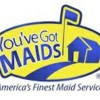 Logo You've Got MAIDS! Maid Service - house or office