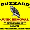 Logo Buzzard Full-Service Junk & Trash Removal