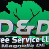 Logo D&D Tree Service, LLC