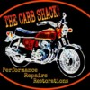Logo TheCarbShack. Motorcycle and Quad Repair and Restoration