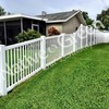 Logo Native Green Fence & Landscape, LLC. - VINYL - BAMBOO - WOOD