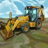 Logo R&D Backhoe & Construction Service