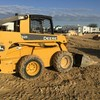 Logo Skid Steer Work