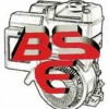 Logo Burgess Sales Enterprises / Lawn Mower Repair