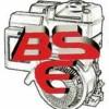 Logo Burgess Sales Enterprises / Lawn Mower Repair