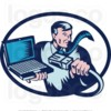 Logo COMPUTER REPAIR SERVICES. $40.00 To Remove Spy-ware,