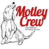 Logo Motley Crew Dog Walking