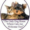 Logo The DOG HOUSE. DOG & CAT Grooming Services