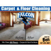 Logo $79.95 Carpet Cleaning. Falcon Floor Systems