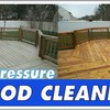 Logo Low Pressure Fence & Deck Cleaning
