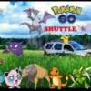 Logo Pokemon GO Shuttle!