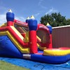 Logo Bounce House & Slide Rentals