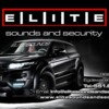 Logo Elite Sounds and Security