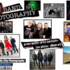 Logo Band Music Photography. Promo Package- $150.00