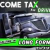 Logo INCOME TAX SERVICES... SERVICIOS DE IMPUESTOS...