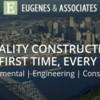 Logo Eugenes & Associates - general contractor