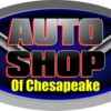 Logo Auto Shop Of Chesapeake
