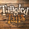 Logo TANGLED TAILS PET GROOMING