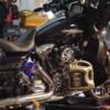Logo American V-Twin/Harley Davidson Repair