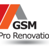 Logo GSM pro remodeling
