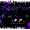 Logo GHS Services - Holiday lights installer at your service!