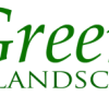 Logo Greenest Landscaping. Professional Snow Removal
