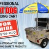 Logo HOT DOG CARTS FOR HIRE FOR EVENTS / PARTIES