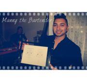 Manny VIP Bartending