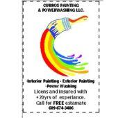 Curros Powerwash & Painting