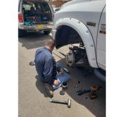 Advanced mobile auto repair