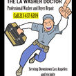 Photo #2: The LA Washer Doctor