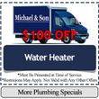 Photo #1: Michael & Son Services