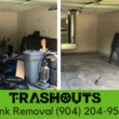 Photo #1: Trashouts Junk Removal
