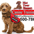 Photo #1: Mind Your Manners Canine Training