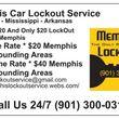 Photo #1: Memphis Lockout Service