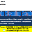 Photo #1: Twin Cleaning Service