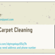 Photo #1: JForeCarpetCleaning